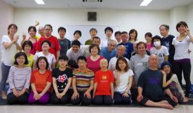 立川クラスの集合写真