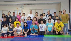 第1回江戸川クラスの集合写真