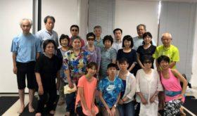 川崎クラス集合写真